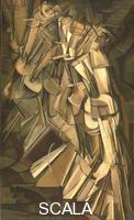 Duchamp, Marcel (1887-1968) Nudo che scende le scale (n. 2), 1912