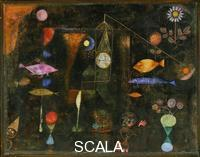 Klee, Paul (1879-1940) Magische Fische (Fish Magic), 1925