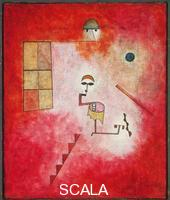 Klee, Paul (1879-1940) Prestidigitator (Conjuring Trick), 1927