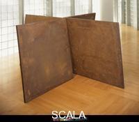 Serra, Richard (b. 1938) Inverted House of Cards, 1969