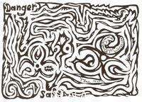 Frimer, Yonatan (b. 1977) Danger to Safe Maze, 2009