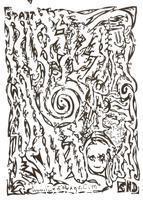 Frimer, Yonatan (b. 1977) Micro Swirl Maze, 2009