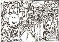 Frimer, Yonatan (b. 1977) Vanishing Point Maze, 2009