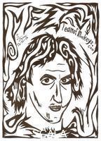 Frimer, Yonatan (b. 1977) Self Maze - 2006, 2009