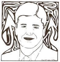 Frimer, Yonatan (b. 1977) Sean Hannity Maze, 2009