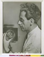 Man Ray (Radnitzky, Emmanuel 1890-1976) Untitled (Self-Portrait with Camera), 1930 (printed 1935/36).
