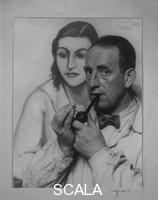 Hoinkis, Ewald (1897-1960) Hermann Max Pechstein. Berlin, 1931.