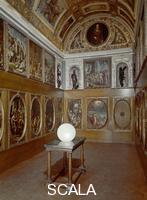 Vasari, Giorgio (1511-1574) Studiolo of Francesco I