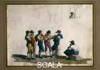 Pinelli, Bartolomeo (1781-1835) Serenade