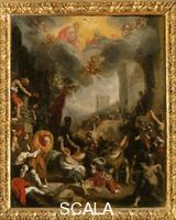 Cigoli, Ludovico (1559-1613) Lapidazione di S. Stefano