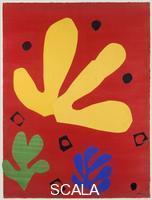 Matisse, Henri (1869-1954) Vegetal elements. 1947