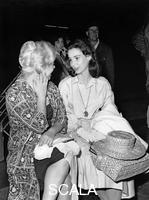 ******** Susan Strasbery assiema a Giulietta Masina