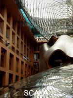 ******** 29/07/2009 Berlino,Interno Della Dz Bank, Opera Di Frank Gehry In Pariser Platz