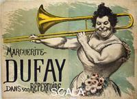 Anquetin, Louis (1861-1932) Marguerite Dufay dans son Repertoire. France, late 19th century.