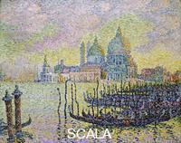 Signac, Paul (1863-1935) Grand Canal (Venice), 1905.