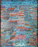 ******** Route principale et routes laterales Peinture de Paul Klee (1879-1940) 1929 Dim. 83x67 cm Cologne, Wallraf-Richartz Museum