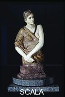 Klinger, Max (1857-1920) Cassandra, 1886-1895 (front view).