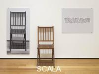 Kosuth, Joseph (b. 1945) One and Three Chairs, 1965