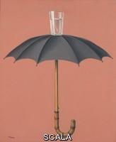 Magritte, Rene' (1898-1967) Magritte, Rene (1898-1967). Hegel's Holidays; Les vacances de Hegel. 1958