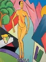 ******** Magnelli, Alberto (1888-1971). Nude No 1; Nu No 1. 1914