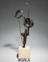 ******** Gonzales, Julio (1876-1942). The Dream (The Kiss); Le reve (Le baiser). c.1934