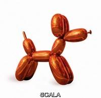 Koons, Jeff (1955-) Koons, Jeff (b.1955). Balloon Dog (Orange). 1994-2000