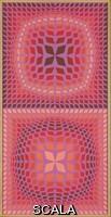 Vasarely, Victor (1906-1997) Vasarely, Victor (1908-1997). Raras. 1980