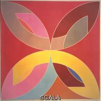 Stella, Frank (b. 1936) Flin Flon III, 1969