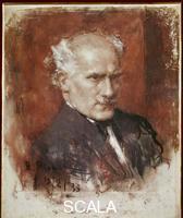 Rietti, Arturo (sec. XIX-XX) Ritratto di Arturo Toscanini