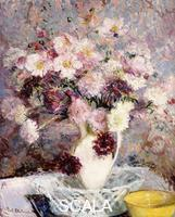 Blanche, Jacques Emile (1861-1942) Blanche, Jacques Emile (1861-1942). Bouquet of flowers; Bouquet de fleurs.