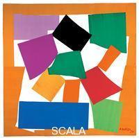 Matisse, Henri (1869-1954) The Snail. 1953