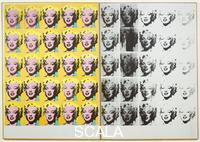 Warhol, Andy (1928-1987) Marilyn Diptych. 1962