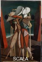 De Chirico, Giorgio (1888-1978) Hector and Andromache, 1917