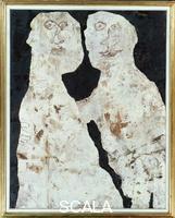 Dubuffet, Jean (1901-1985) The Fiances