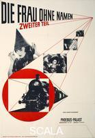 Tschichold Jan (1902-1974) Die Frau ohne Name (La donna senza nome), 1927
