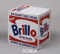 Warhol, Andy (1928-1987) Scatola 'Brillo' (pagliette con detersivo), 1964