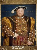 Holbein, Hans il Giovane (1497-1543) Ritratto di Enrico VIII