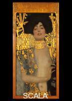 Klimt, Gustav (1862-1918) Judith, 1901