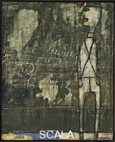 Dubuffet, Jean (1901-1985) Mur aux inscriptions (Wall with Inscriptions), April 1945