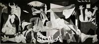 Picasso, Pablo (1881-1973) Guernica, 1937