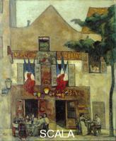Bucci, Anselmo (1887-1955) Place du Petre