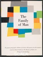 ******** Cover of the exhibition catalogue 'The Family of Man', by Edward Steichen, MoMA, NY, 1955