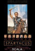 ******** Original Film Title: Spartacus. English Title: Spartacus. Italian Title: Spartacus. Film Director: Stanley Kubrick. Year: 1960. Stars: Spartakus.