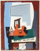 Picasso, Pablo (1881-1973) Piano, 1920