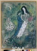 Chagall, Marc (1887-1985) The Check Blouse