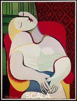 Picasso, Pablo (1881-1973) Le reve, 1932