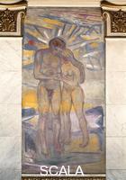 Munch, Edvard (1863-1944) New Rays