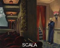 Hopper, Edward (1882-1967) Film a New York, 1939