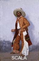 Remington, Frederic (1861-1909) A Vaquero
