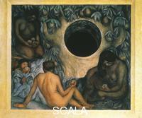 Rivera, Diego (1886-1957) The Abundant Earth (Frutas de la tierra), 1926-27